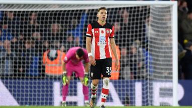Bednarek bez błysku, Southampton dalej się pogrąża