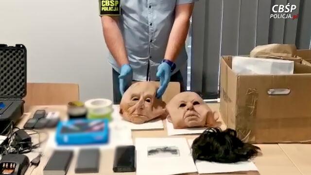 Kupili maski, zamontowali kamerę. Porwanie przedsiębiorcy udaremniła policja