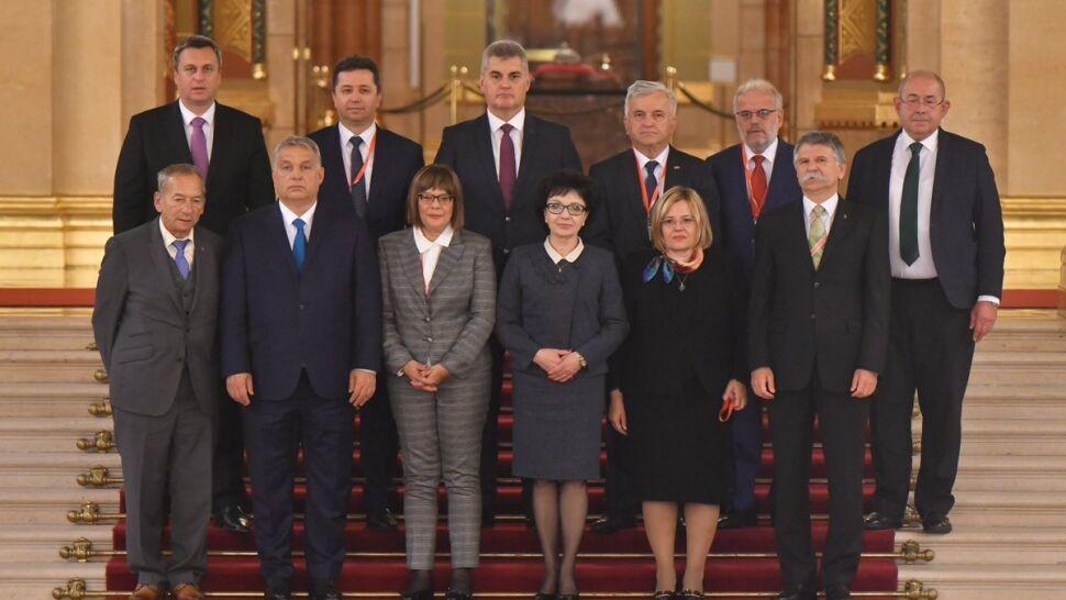 Apel z Budapesztu w sprawie Macedonii Północnej i Albanii