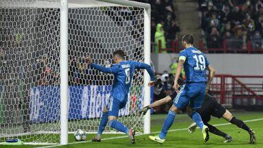 Zabrał gola Ronaldo, teraz przeprasza.