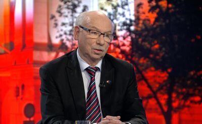 Lewandowski: rząd Morawieckiego nie jest budowany pod sprawność i funkcjonalność