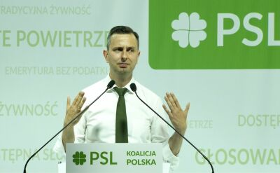 Kosiniak-Kamysz gotów startować na prezydenta