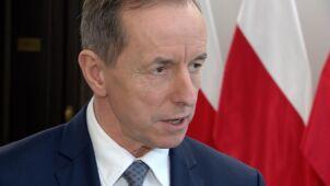 Grodzki kandydatem opozycji na marszałka Senatu