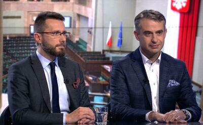 Gawkowski o nominacji Pawłowicz i Piotrowicza do TK: to są osoby zasłużone, ale w demontażu polskiej demokracji