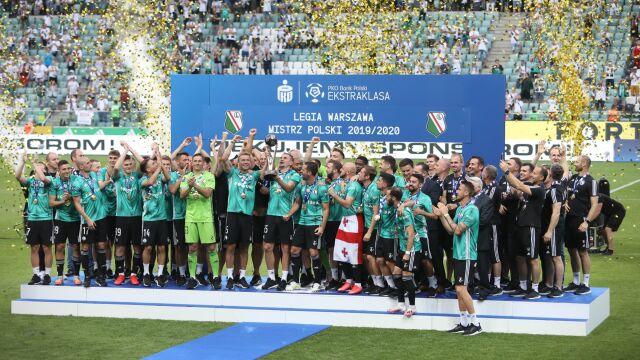 Piłkarze Legii Warszawa poznali potencjalnych rywali. Nietypowy format eliminacji Ligi Mistrzów