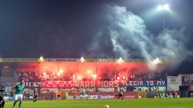 Legia usłyszała wyrok. Zamknięty stadion i wysoka kara finansowa