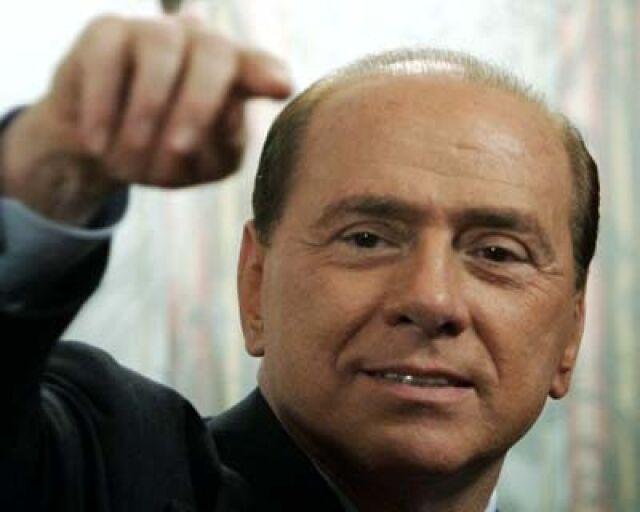 Berlusconi o kobietach: Nasza sekcja menopauzy
