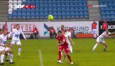 Liga norweska. Haugesund - Brann 1:2 (gol Daniel Pedersen)