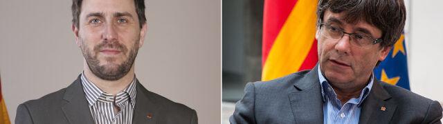 Dwóch katalońskich separatystów może jechać do PE. Ale jest warunek