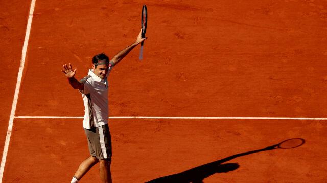 Federer ma to, co chciał. Kolejne gładkie zwycięstwo i czwartą rundę