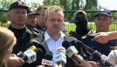 Strzały w szkole w Brześciu Kujawskim. Wojewoda: napatnik leczył się psychiatrycznie