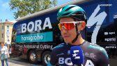 Paweł Poljański przed 19. etapem Giro d'Italia