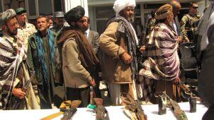 Talibowie ogłaszają ofensywę. Zapowiadają