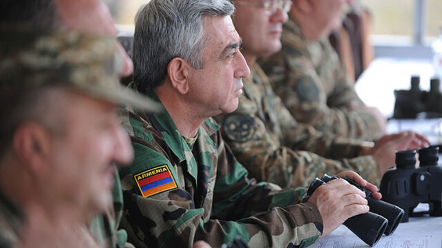 Były prezydent Armenii oskarżony. Nie może opuszczać kraju