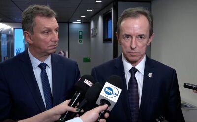 Grodzki komentował sprawę szefa NIK