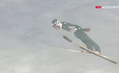 125 m Szczepana Kupczaka w niedzielnym konkursie skoków do kombinacji norweskiej w Lillehammer