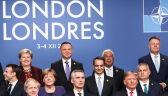 Spotkanie przywódców NATO w Watford