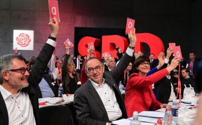 Niemieccy socjaldemokraci mają nowe szefostwo
