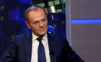 Donald Tusk o Jarosławie Kaczyńskim
