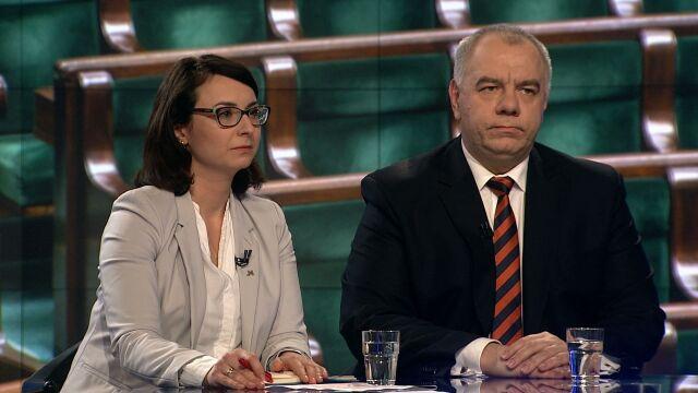 """""""Działania ministra Błaszczaka to jest zaszczuwanie, prześladowanie opozycji"""""""