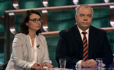 """""""Działania ministra Błaszczaka to jest po prostu zaszczuwanie, prześladowanie opozycji"""""""