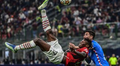Atletico dopadło Milan w końcówce. Liverpool rozgromił Porto
