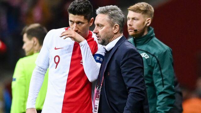 Lewandowski i inni liderzy kadry odpoczną. Brzęczek potwierdza