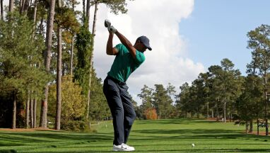 Imponujący start Woodsa w Masters. Na taką rundę czekał ponad dekadę