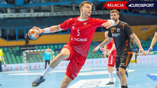 Eliminacje mistrzostw Europy - Holandia - Polska - Wynik na żywo i relacja live - piłka ręczna   Eurosport w TVN24 - w Sport TVN24