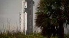 Z powodu niesprzyjającej pogody start rakiety Falcon 9 nie odbył się 27 maja