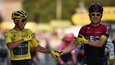 Trzech chętnych do roli lidera na Tour de France. Team Ineos nie spieszy się z decyzją