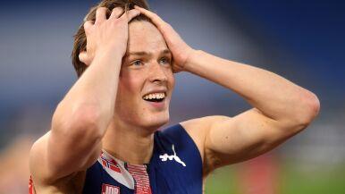 Nowy rekord świata na 400 metrów przez płotki