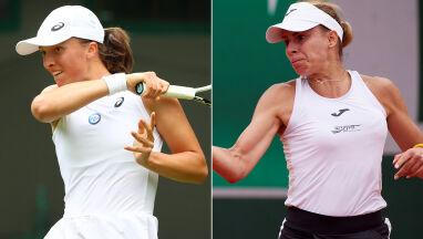 Polski dzień na Wimbledonie. Świątek i Linette w akcji