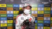O'Connor po wygraniu 9. etapu Tour de France