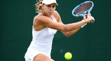 Kosmiczny mecz Linette w Wimbledonie. Dała lekcję jednej z faworytek turnieju