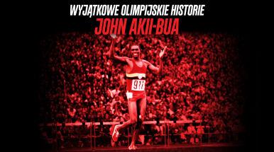 Wyjątkowe olimpijskie historie: John Akii-Bua
