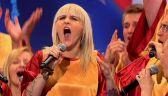 Chylińska zaśpiewała gospel - po swojemu
