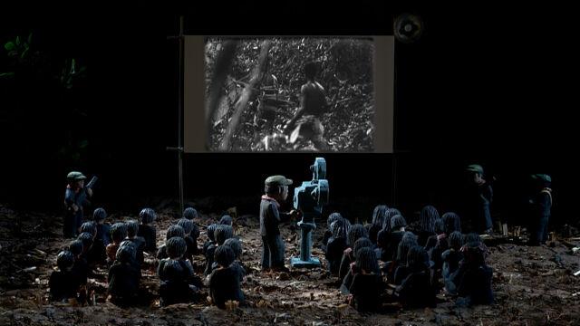 """Nominacja w kategorii """"Najlepszy film nieanglojęzyczny"""": """"The Missing Picture"""" - Kambodża"""
