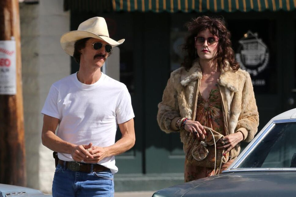 Matthew McConaughey i Jared Leto