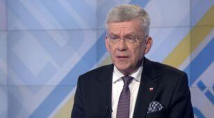 Karczewski: nie straszyć Polaków zagrożeniem demokracji