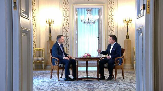 Prezydent Duda o Jarosławie Kaczyńskim jako premierze
