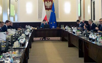 Mazurek: nie jest tajemnicą, że pojawiła się propozycja kandydatury Morawieckiego