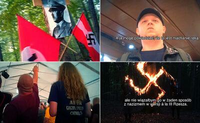 """""""Polscy neonaziści"""" w """"Superwizjerze"""""""