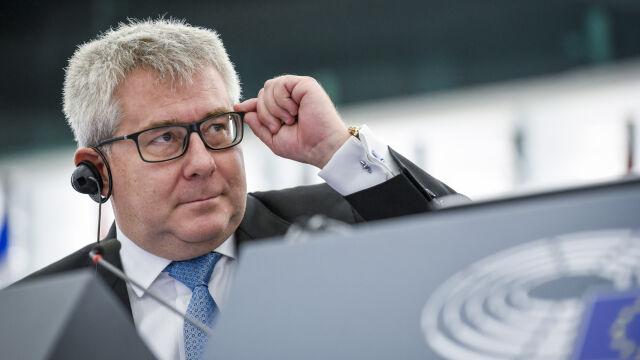 Niespodziewana dyskusja w europarlamencie o odwołaniu Czarneckiego