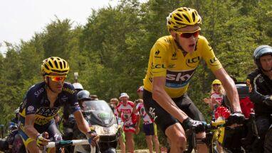 Froome pojedzie w Giro.