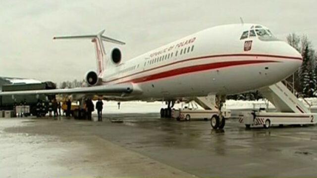Tu-154 pięć miesięcy temu był naprawiany w Rosji