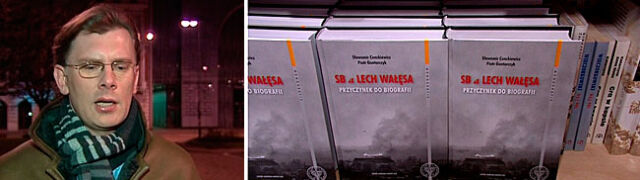 """Śledztwo ws. książki o Wałęsie. """"To państwo policyjne"""""""