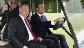 Media o spotkaniu Macron-Putin: nie było serdecznych uścisków