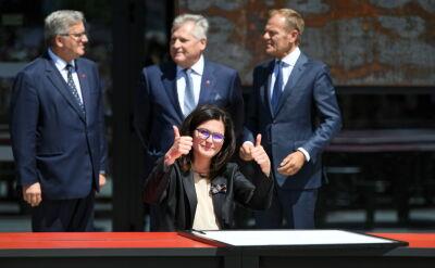 Całe przemówienie prezydent Gdańska