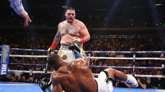 Raz już zaszokował świat boksu. Teraz obiecuje zrobić to ponownie